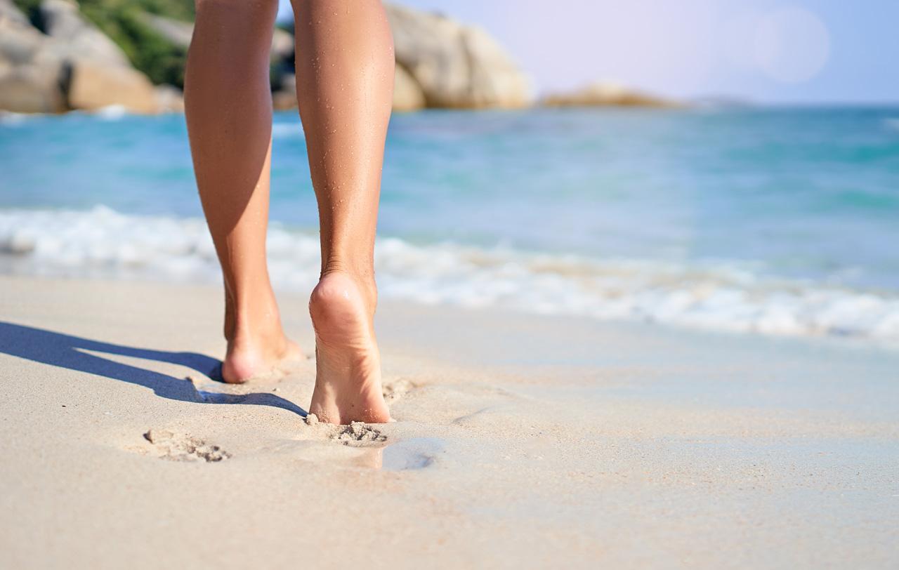 Cornelius Gesunde Schuhe Strand