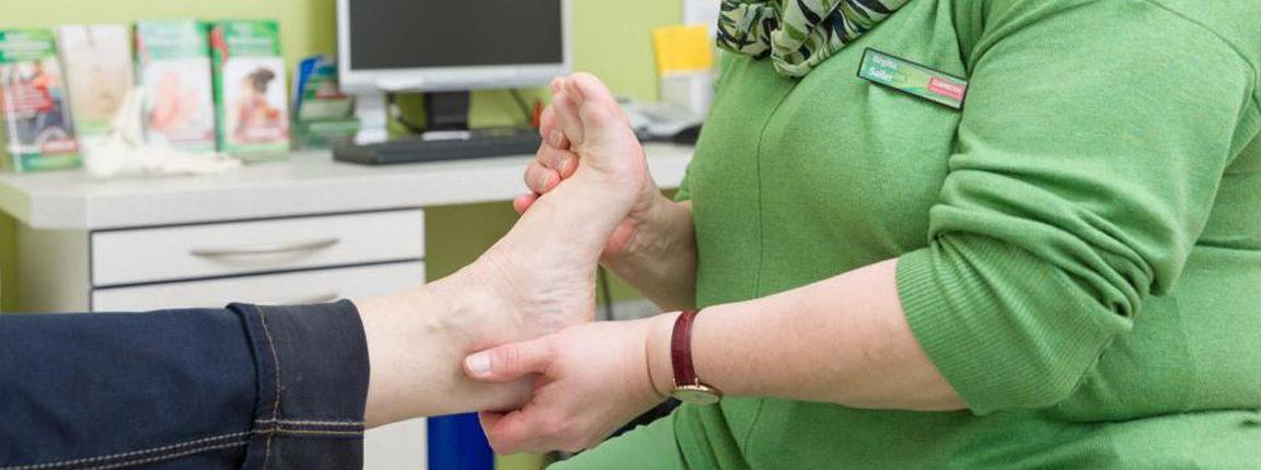 Cornelius Gesunde Schuhe Podologie Fußberatung