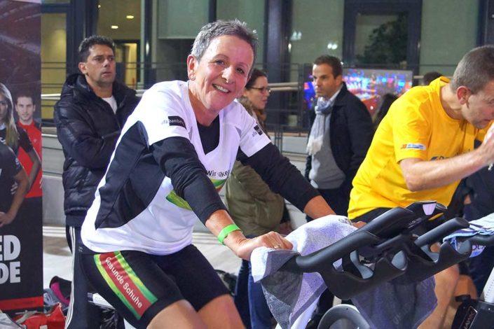 Cornelius Gesunde Schuhe Sportlerversorgung Spendenmarathon
